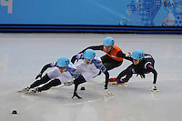 Olympic Games Sochi Short Track 150214