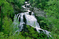 Cullasaja Falls, Cullasaja Canyon<br />