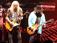 JUN 29 Lynyrd Skynyrd perform live at Wembley Arena