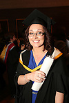 19/1/2015   (with compliments)  Attending the University of limerick conferrings on Monday afternoon was Clare Hartnett, Cappagh, Co. Limerick conferred with an MSc in Human Resource Management.  Picture Liam Burke/Press 22