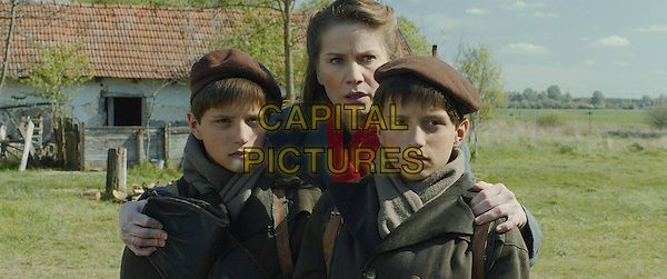 Laszlo Gyemant, Andras Gyemant, Gyongyver Bognar<br /> in The Notebook (2013) <br /> (A nagy fuzet)<br /> *Filmstill - Editorial Use Only*<br /> CAP/FB<br /> Image supplied by Capital Pictures