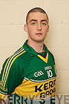 Stephen OBrien member of the Kerry U-21 panel 2012