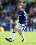 Everton's Wayne Rooney in action during the premier league match at Goodison Park, Liverpool. Picture date 12th August 2017. Picture credit should read: David Klein/Sportimage