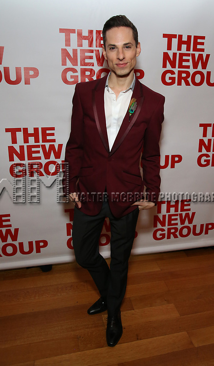 """Sean Patrick Doyle attends the Off-Broadway Opening Night Premiere of  """"Jerry Springer-The Opera"""" on February 22, 2018 at the Roundabout Rehearsal Studios in New York City."""