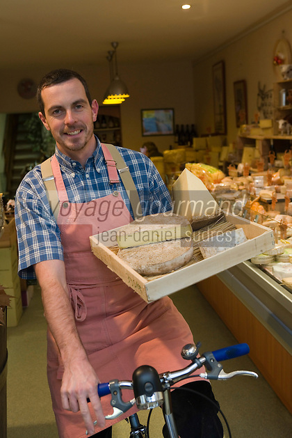 Europe/France/Auvergne/63/Puy de Dome/Clermont-Ferrand: Olivier Nivesse Fromager