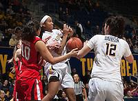 Berkeley, CA - January 3, 2015: California Golden Bears'  67-49 victory against Utah Utes during NCAA Women Basketball game at Haas Pavilion.