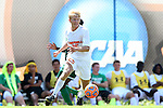 20 September 2015: Campbell's Michael Clemmons. The Campbell University Camels hosted the Stetson University Hatters at Eakes Athletics Complex in Buies Creek, NC in a 2015 NCAA Division I Men's Soccer game. Campbell won the game 1-0.