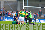 Kerry v Derry, Allianz National Football League, Division 1 Final,  Parnell Park, Dublin. 27th April 2008.   Copyright Kerry's Eye 2008