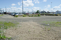 Pre-Construction Photos New Haven Rail Yard New Independent Wheel True Facility | 2011-07-14