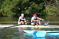 Race: 229  MasH.2-  Semi-Final<br /> 209  Weybridge Rowing Club<br /> 211  Polytechniker Ruderclub Zurich, Switzerland<br /> <br /> Henley Masters Regatta 2018 - Saturday<br /> <br /> To purchase this photo, or to see pricing information for Prints and Downloads, click the blue 'Add to Cart' button at the top-right of the page.