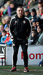 Andy Crosby assistant manager- English League One - Fleetwood Town vs Sheffield Utd - Highbury Stadium - Fleetwood - England - 5rd March 2016 - Picture Simon Bellis/Sportimage