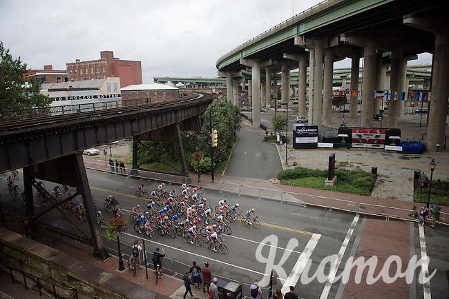 urban peloton<br /> <br /> Elite Women Road Race<br /> UCI Road World Championships Richmond 2015 / USA