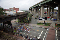 urban peloton<br /> <br /> Elite Women Road Race<br /> UCI Road World Championships Richmond 2015 / USA