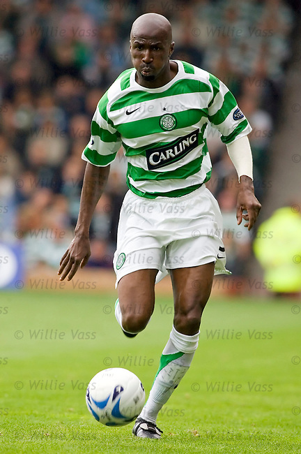 Mo Camara, Celtic.stock season 2005-2006.pic willie vass