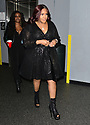 MIAMI, FLORIDA - FEBRUARY 08: R&B singer Kelly Price and Fiyah Tyressaty backstage during the Pre Valentine's Love R&B Tour at James L. Knight Center on February 08, 2020 in Miami, Florida.  ( Photo by Johnny Louis / jlnphotography.com )