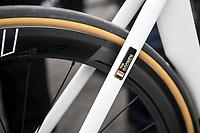 Tom Boonen 's last pro race-bike<br /> <br /> 105th Scheldeprijs 2017 (1.HC)<br /> 1day race: Mol > Schoten 200km
