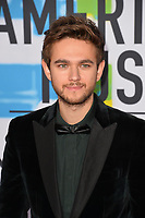 Zedd at the 2017 American Music Awards at the Microsoft Theatre LA Live, Los Angeles, USA 19 Nov. 2017<br /> Picture: Paul Smith/Featureflash/SilverHub 0208 004 5359 sales@silverhubmedia.com
