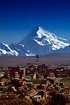 Mt Huayna Potosi_El Alto_Bolivia