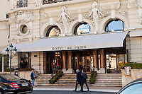 L'Hotel de Paris, Casino Square, Monte Carlo, Monaco, 21 March 2013