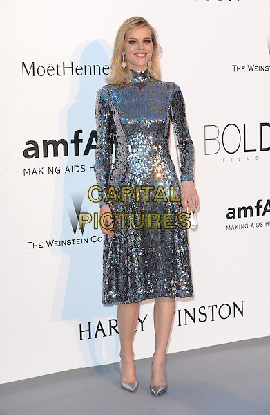 Eva Herzigova - arrivals at amfAR&rsquo;s Cinema Agains Aids Gala at Hotel du Cap, Antibes during the Cannes Film Festival on May 21, 2015 in Cap d'Antibes, France.<br /> CAP/CAS<br /> &copy;Bob Cass/Capital Pictures