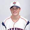Harrison Cohen of Cold Spring Harbor poses for a portrait during Newsday's varsity baseball season preview photo shoot at company headquarters on Saturday, March 18, 2017.