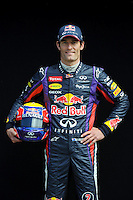 REDBULL RENAULT DRIVER AUSTRALIAN MARK WEBBER. .Melbourne 16/03/2013 .Formula 1 Gp Australia.Foto Insidefoto.ITALY ONLY .Posato Ritratto Pilota