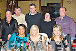 Pictured at the Arlington Lodge Christmas Party on Saturday night, front l-r: Lisa Donoghue, Marilyn O'Mahony, Kerrie O'Mahony. Back l-r: Leelo Bolli, Max Donoghue, Liam Horan, Ellen O'Sullivan and Pat O'Sullivan.