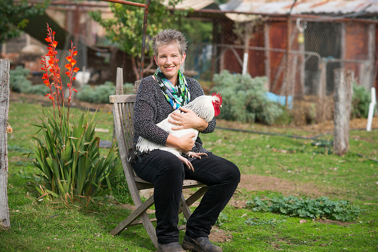 Home Mag, My Place, Sophie Thomson at her home with her Favourite things.  Pic:Nick Clayton