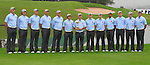 USA Team presentation for the 2010 Ryder Cup at the Celtic Manor Twenty Ten Course, Newport, Wales, 28th September 2010..(Picture Eoin Clarke/www.golffile.ie)