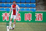 AEGON Ajax All Stars vs KFC Tokyo during the Day 3 of the HKFC Citibank Soccer Sevens 2014 on May 25, 2014 at the Hong Kong Football Club in Hong Kong, China. Photo by Xaume Olleros / Power Sport Images