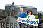 Bill Costello and Susan Hannon Launching  the  Castleisland Fashion capital promotion  at the Ivy Leaf on Thursday 9th November at 7.30pm