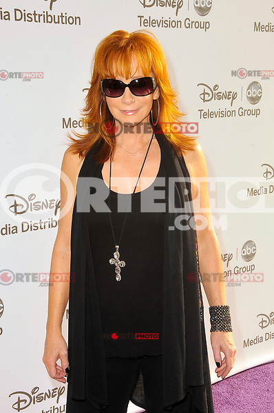Reba McEntire at the Disney Media Networks International Upfronts at Walt Disney Studios on May 20, 2012 in Burbank, California. ©mpi35/MediaPunch Inc.