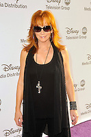 Reba McEntire at the Disney Media Networks International Upfronts at Walt Disney Studios on May 20, 2012 in Burbank, California. © mpi35/MediaPunch Inc.