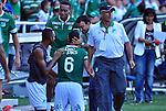Cali- Deportivo Cali derrotó al Junior de Barranquilla 1 gol por 0, en el partido de la séptima fecha desarrollado el 31 de agosto en el estadio Pascual Guerrero.