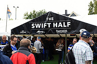 A general view of The Swift Half prior to the match. Aviva Premiership match, between Bath Rugby and Saracens on September 9, 2017 at the Recreation Ground in Bath, England. Photo by: Patrick Khachfe / Onside Images