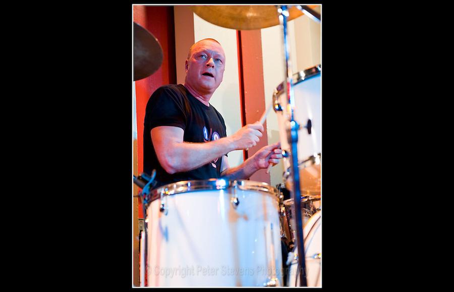 Brett 'Buddy' Ascott - Making the Modern Scene 2 - Terry Rawlings Benefit - 100 Club - 27-07-2009