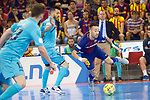 League LNFS 2017/2018.<br /> PlayOff Final-Game 4.<br /> FC Barcelona Lassa vs Movistar Inter FS: 3-3.<br /> FCB por penaltys.<br /> Rafael Rato vs Mario Rivillos.
