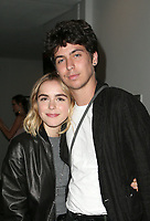 LOS ANGELES, CA -APRIL 9: Kiernan Shipka, Charlie Oldman, at Los Angeles Premiere Be Natural: The Untold Story of Alice Guy- Blach&eacute; at Harmony Gold Theater in Los Angeles, California on April 9, 2019.<br /> CAP/MPIFS<br /> &copy;MPIFS/Capital Pictures