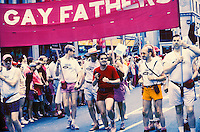 guy parade, Toronto, Canada, guy fathers.