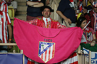 Atletico Madrid fan