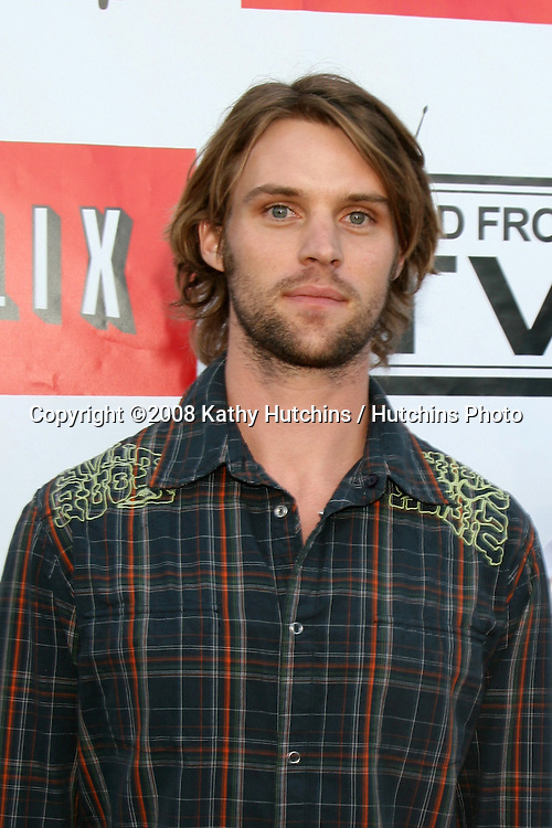 "Jesse Spencer.""Band From TV"" Netflix Live! on Location Concert.Autry Museum in Griffith Park.Los Angeles, CA.August 9, 2008.©2008 Kathy Hutchins / Hutchins Photo...."