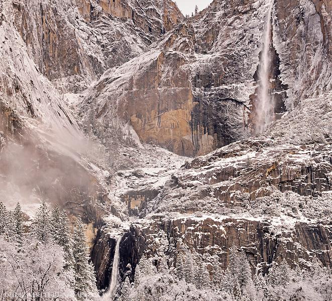 Winter Morning in Yosemite