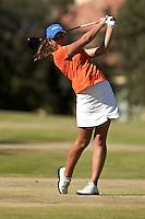 SAN ANTONIO, TX - OCTOBER 31, 2010: The University of Texas at San Antonio Roadrunners host the Alamo Invitational Golf Tournament at the Briggs Ranch Golf Club. (Photo by Jeff Huehn)