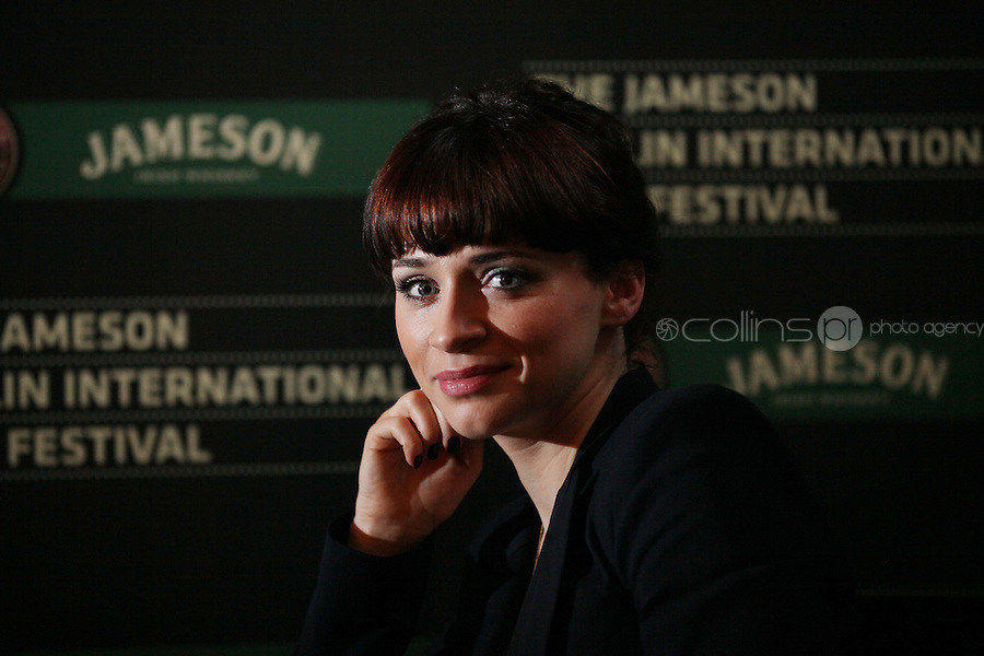 25/1/2011. Jameson Dublin International Film Festival Actress Charlene McKenna (Raw, Dorothy Mills} is pictured at the Merrion hotel for the launch of the launch 9th Jameson Dublin International Film Festival Programme. The full programme will be available on the website www.jdiff.com from midnight on 25th Jan, with tickets going on sale online and through the ticketing office on 01 687 7974. The festival also has a new free iPhone and Android app to download for a full list of festival events.The Jameson Dublin International Film Festival, Ireland's premiere film event, takes place from the 17th-27th February 2011. For these 11 days Picture James Horan/Collins