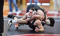 Stanford, CA; February 2, 2019; Wrestling, Stanford vs Arizona State.