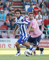 fecha: 1-08-2012 Lugo Estadio Angel Carro Lugo- Deportivo de Coruña