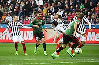 05.03.2017: Eintracht Frankfurt vs. SC Freiburg