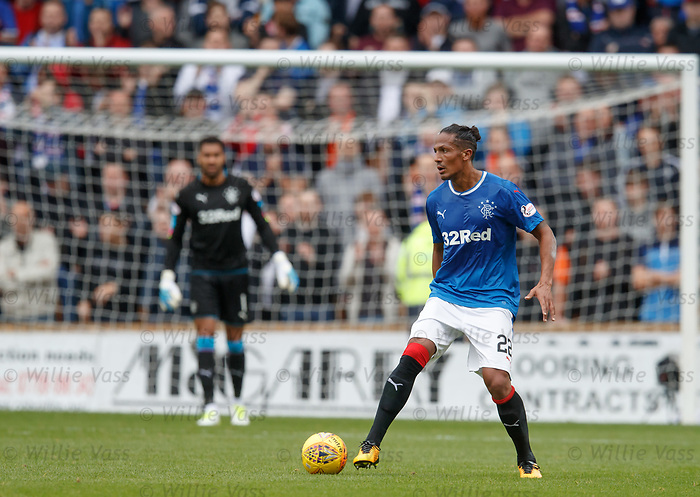 Bruno Alves, Rangers