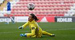 08.12.2019 Manchester United Women v Everton Women