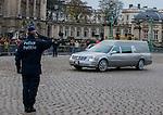 Décès de la Reine Fabiola, sa dépouille est transférée au Palais Royal